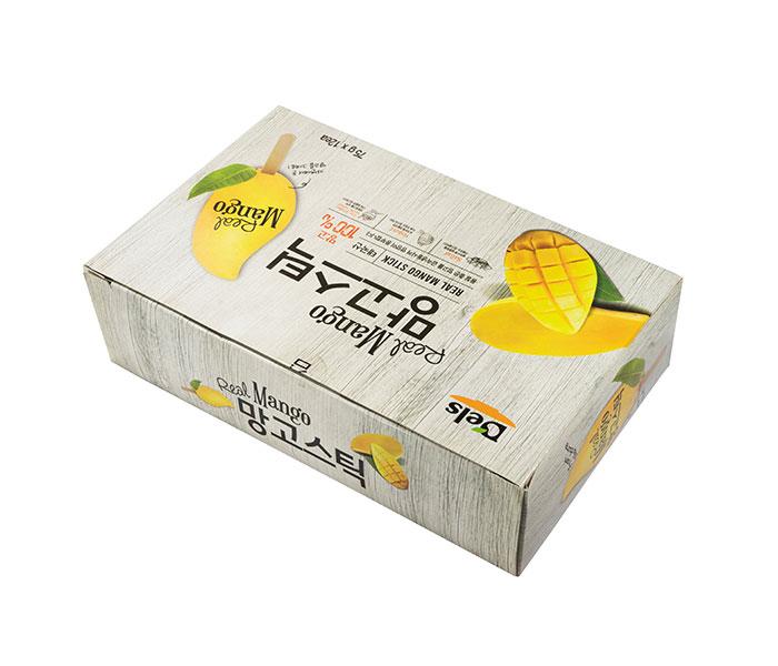 กล่องกระดาษใส่ผลไม้